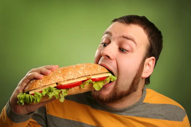 المضغ الجيد للطعام