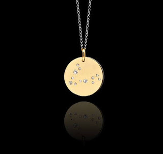 Zodiac Jewellery Pisces Necklace Catherine Zoraida
