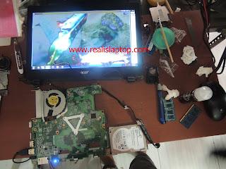 Serfis Laptop Acer Aspire E14 Layar Kedip