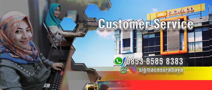 customer-service-sigmaco-surabaya
