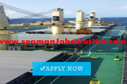 Vacancies for cargo vessel and oil tankers