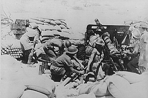 24 March 1941 worldwartwo.filminspector.com Indian troops Keren