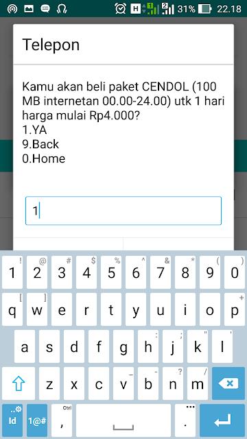 paket 100mb telkomsel terbaru