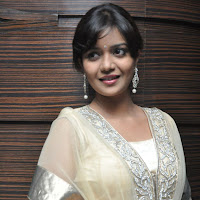 Looking beautiful in white colour swathi at bangaru kodipetta audio launch
