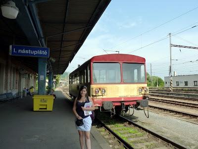 estacion de trenes kutna hora