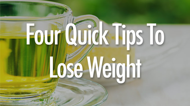 Four Good Tips to Maintain Weight Loss