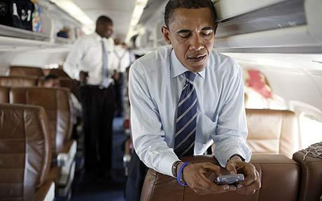 Electrospaces.net: How Obama's BlackBerry got secured