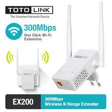 Fungsi Totolink EX200 Lengkap