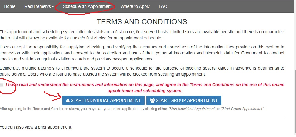 How To Apply For A New Passport Or Renew Your Existing One