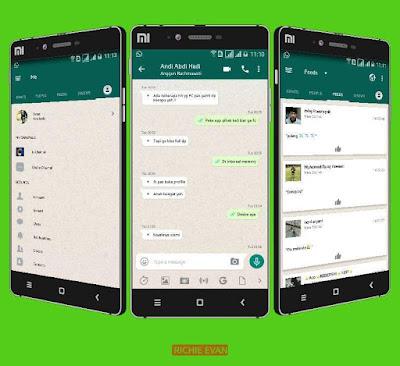 BBM Mod WhatsApp Apk 3.3.1.24 Clone Terbaru [WA]