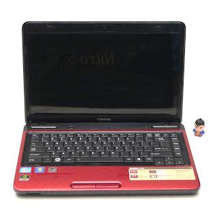 Laptop Toshiba Satellite L745 Core i5 VGA NVIDIA