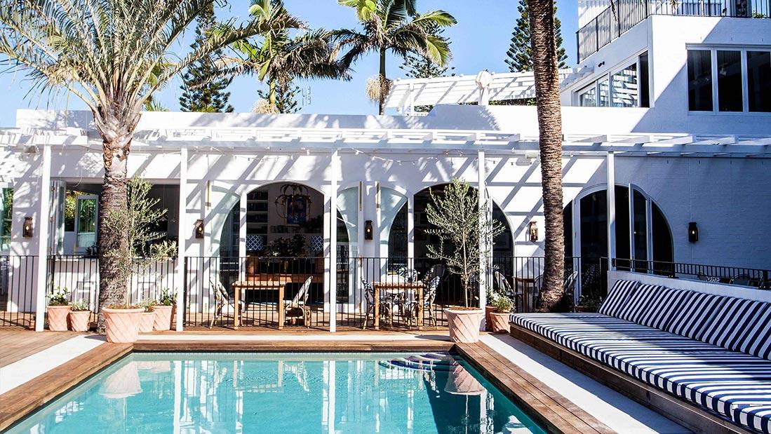 the transformation of a coastal hotel cabarita s halcyon house