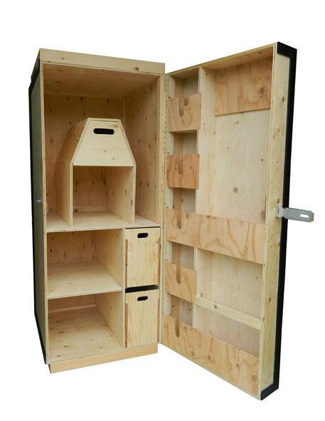 AKA Carolyn - project blog: Owen's Pride Custom Tack Box