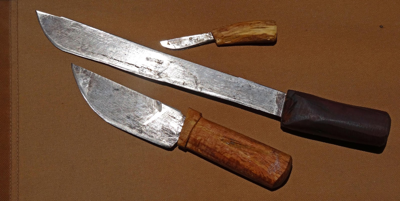 Mad Meat Genius Saw Blade Knives