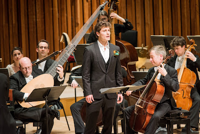 Handel: Rinaldo - Jakub Jozef Orlinski - The English Concert, Harry Bicket (Photo Robert Workman)