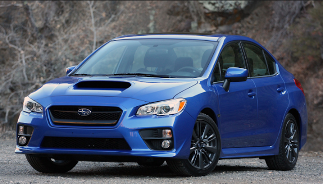 2015 Subaru WRX Manual Review