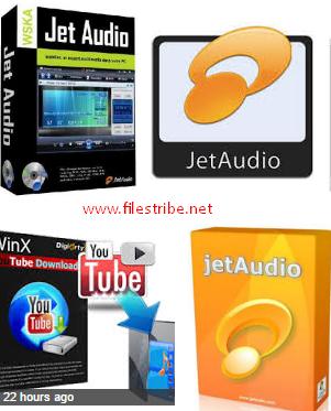 Free Download Jet Audio Latest 2017 Offline Installer For Windows