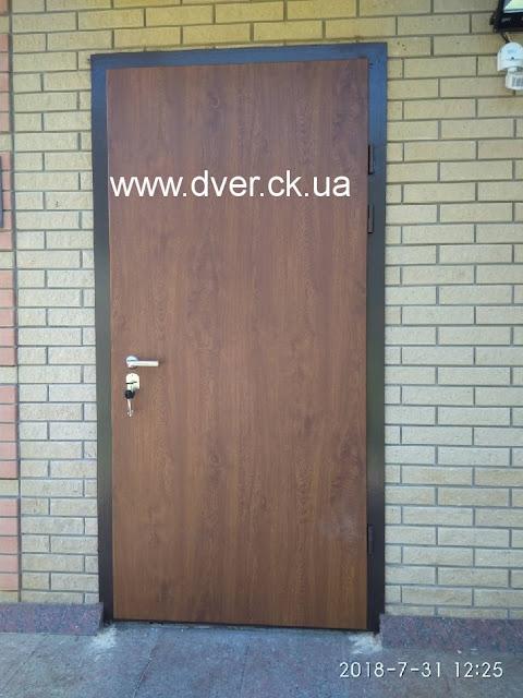 металлические двери под заказ
