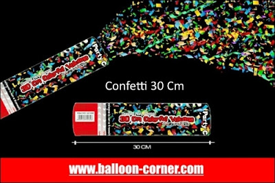 Party Popper / Confetti Ukuran 30 Cm