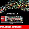 Party Popper / Confetti Ukuran 30, 40, 50, 60. 80, 100 Cm (GROSIR)