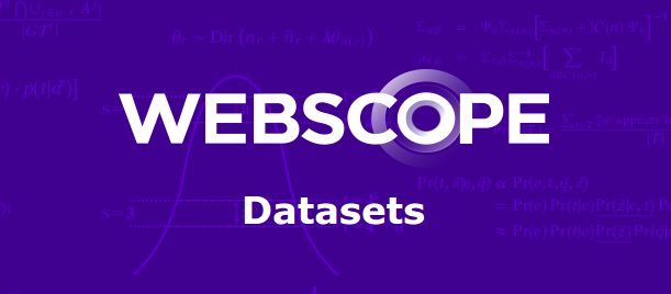13.5TB - Yahoo ra mắt bộ Dataset cực lớn cho lĩnh vực máy học