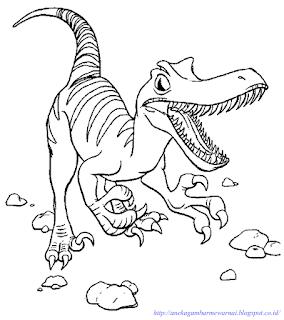Gambar Dinosaurus 4