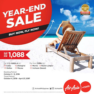 AirAsia sale, Piso fare, sale air asia