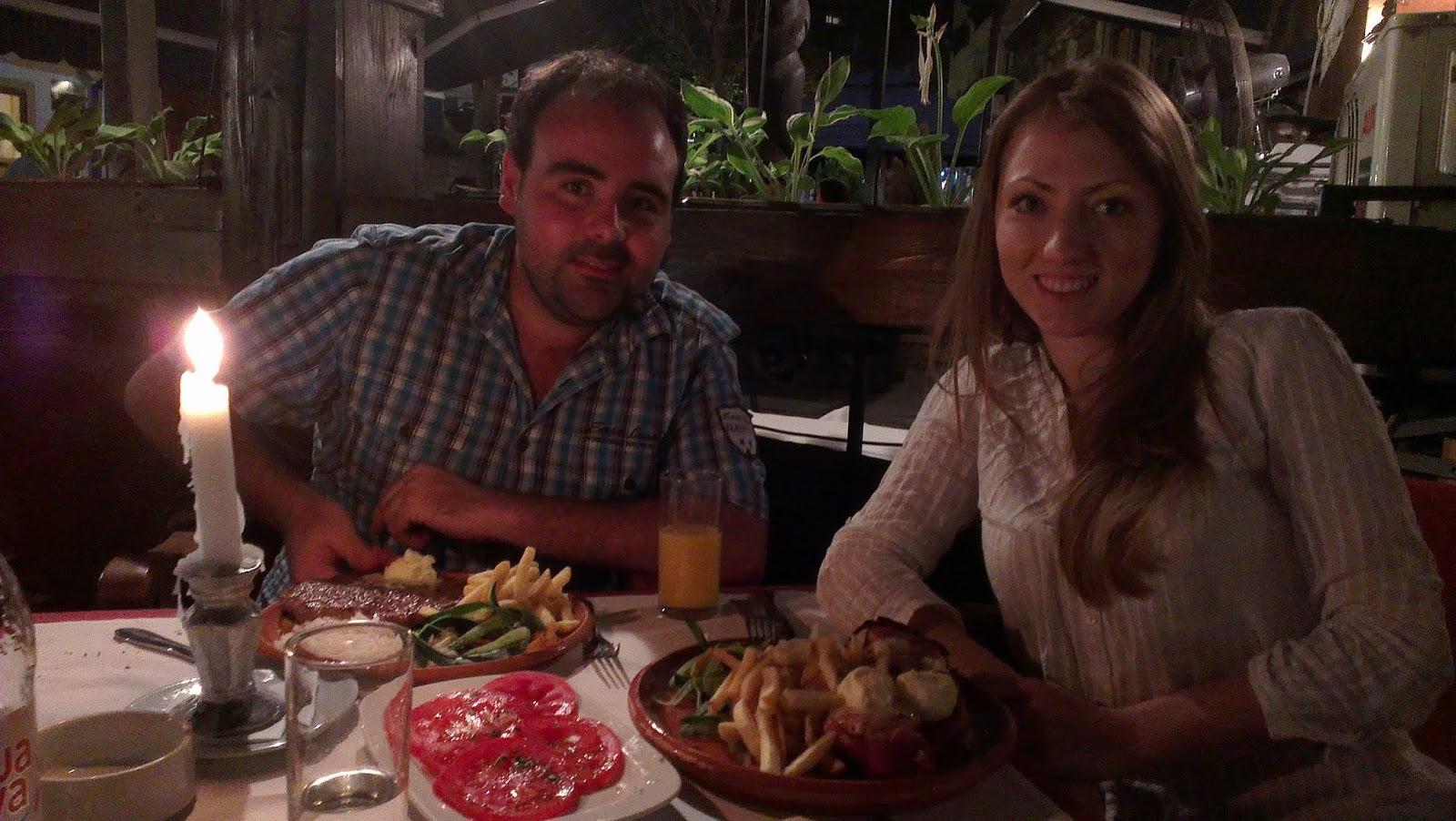 restaurantes Calle Skadarlija