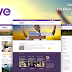Revive Church and Charity PSD Template