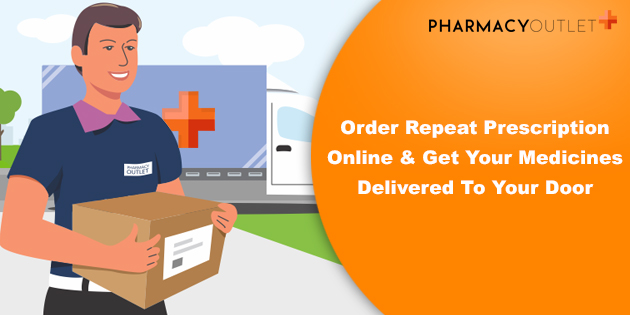 Repeat prescription online
