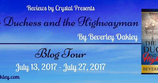 Spotlight: The Duchess and the Highwayman by Beverley Oakley