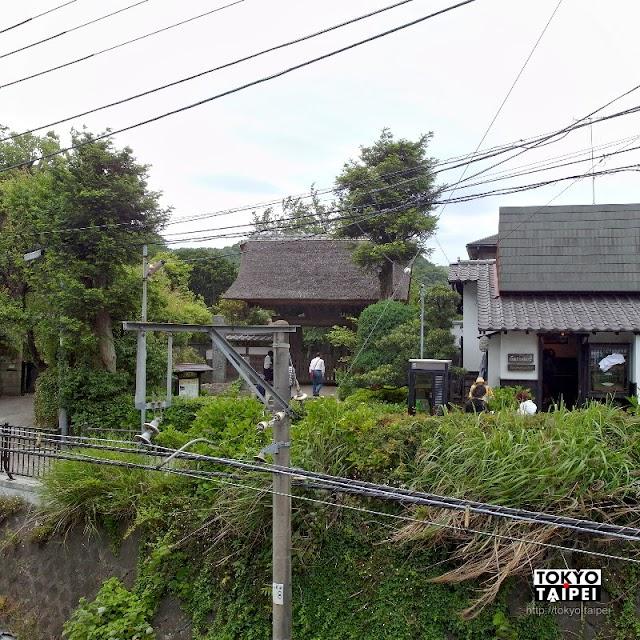 【極樂寺】車站、山洞和寺院 充滿古風故事的地方