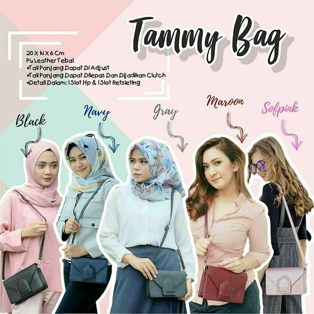 Jims Honey Tammy Bag