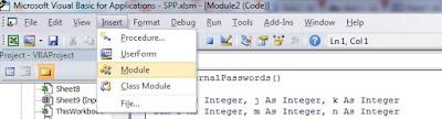 Cara Membuka File Excel yang di Protect Sheet Tanpa Aplikasi