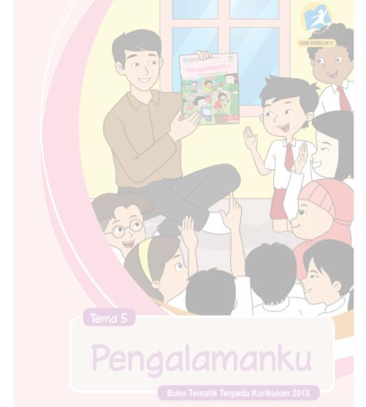 Buku Guru dan Siswa Kelas 4 Semester 2 Kurikulum 2013 Revisi 2017