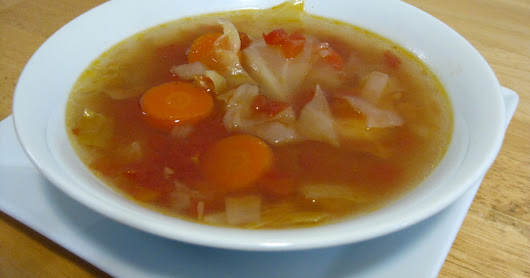 The Merlin Menu: Cabbage Soup