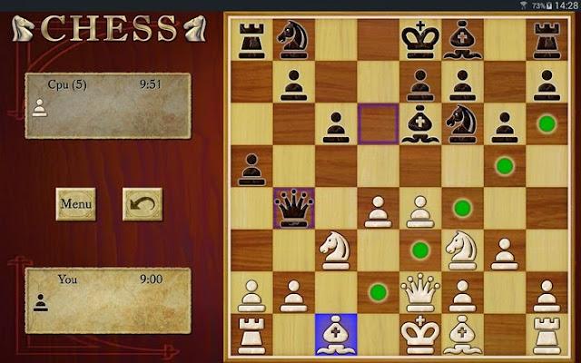 Chess Free 2.54 - Από τα καλύτερα παιχνίδια σκάκι για android συσκευές