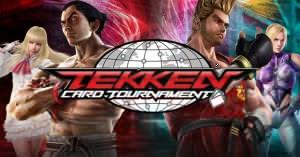 Tekken Card Tournament APK+Data 3.422  MOD