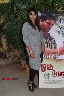 Oru Naal Tamil Short Film Launch Stills  0012.jpg