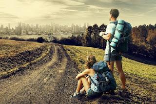 Kru acara travelling