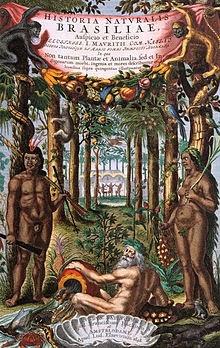 Livre - História - Natural-Brasil - Willem Piso e Georg Markgraf - 1648