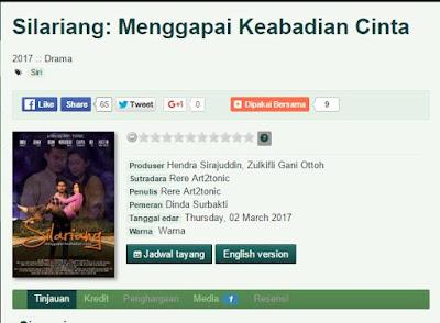 Film Silariang 2017 Full Movie