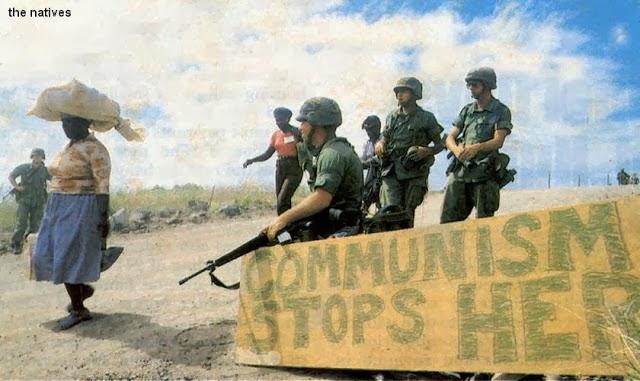Intervenciones militares de EEUU en América; una historia interminable