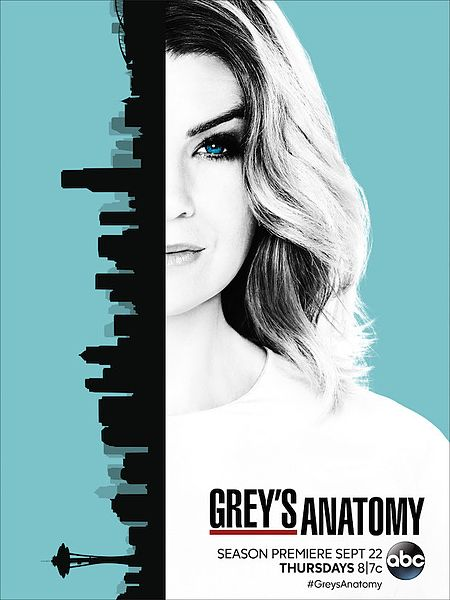 Grey's Anatomy 2016: Season 13 - Full (1/4)