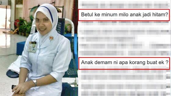 """""""Tolong Jadi Ibu Yang ada Otak!"""" – Wanita Berang Kaum Ibu Suka Tanya Soalan B*doh di Facebook"""