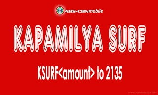 ABS CBN Mobile Internet Promo - Surf from 1, 3, 7 up to 30 Days