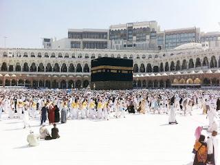 Biaya Haji ONH Plus 2013 Turun Lagi