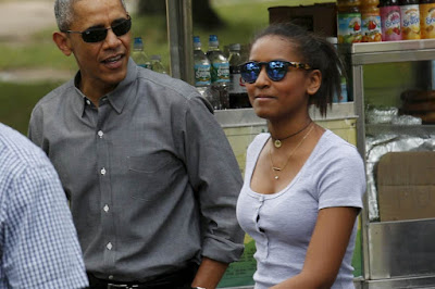 Sasha Obama Joins Instagram, Look At The Lovely Photos She's Been Posting!