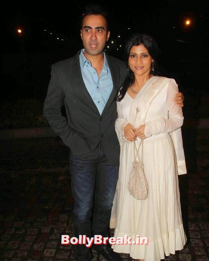 Ranvir Shorey, Konkona Sen Sharma, Nikitin Dheer, Kratika Sengar Wedding Pics