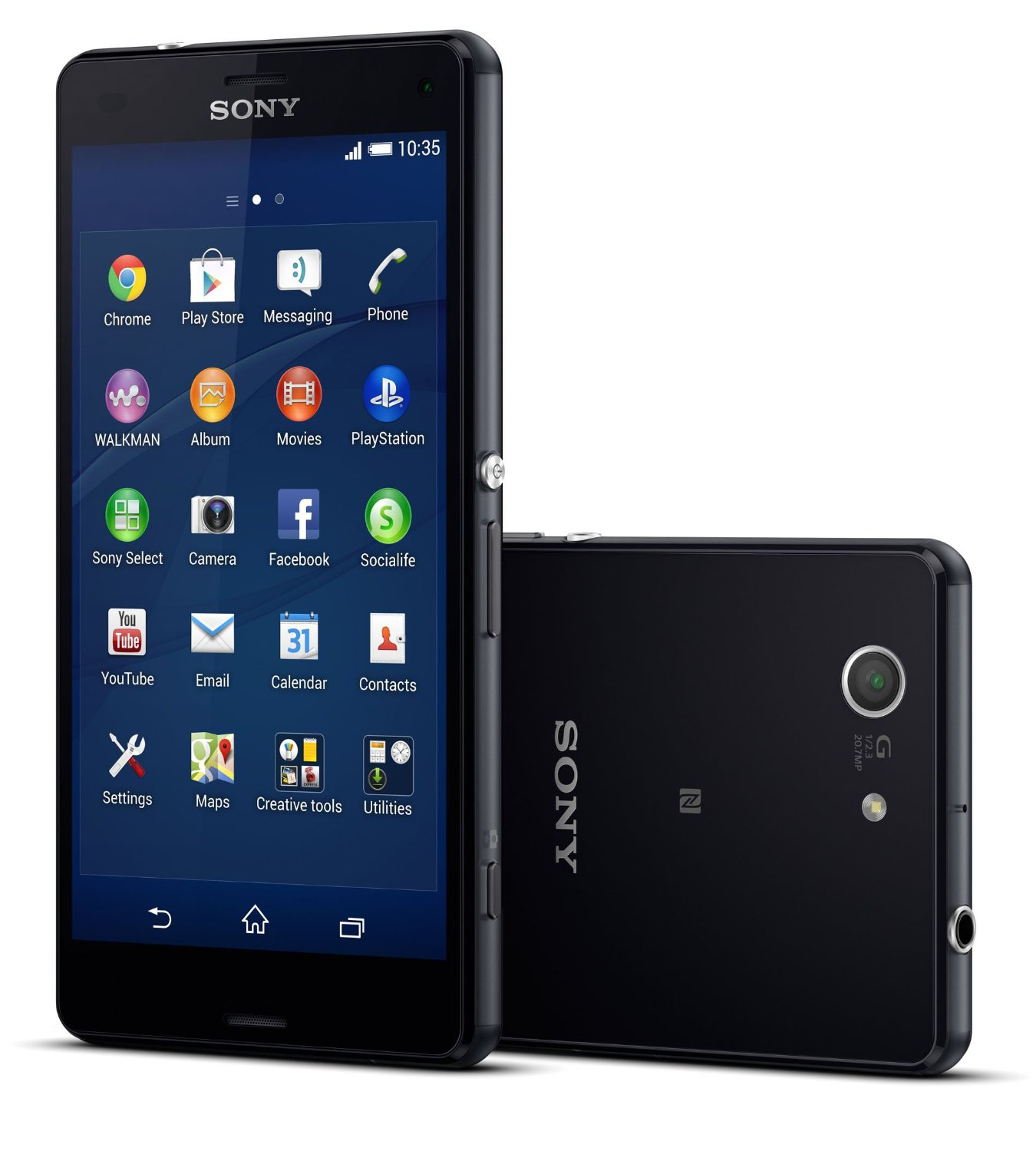 Xperia Z3 Compact Android 6